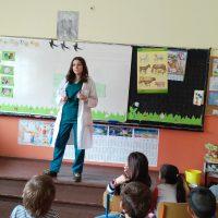 Професия лекар – представяне пред подготвителна група