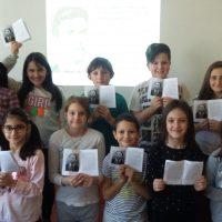 Tематични книжки на децата посветени на Апостола на свободата