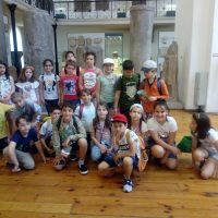Разходка до Археологическия музей