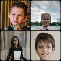 Да поздравим класираните за националното състезание СБНУ ученици от 3а клас
