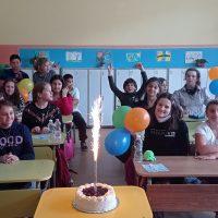 Учениците от 4 клас поздравяват всички деца с празника на детето  – 1 юни!