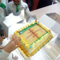 Ученици и родители посрещнаха Новата учебна година.