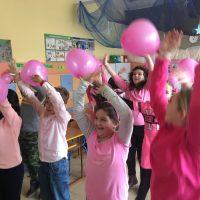 """Публикация във в-к """"България днес"""", отразяваща участие на ученици от 76 ОУ"""