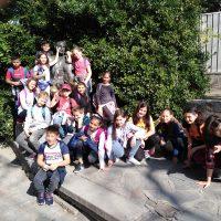 """Учениците от 3″а""""кл. посетиха град Пловдив на 21.10.19г."""