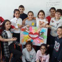 За учениците от 4 ГЦОУД толерантност- това е всички да живеем в разбирателство!
