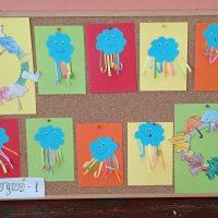 Наред с домашните, учениците от  ГЦОУД 1, успяха да направят и първата си изложба.